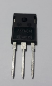 transistor ipw65f6041cfd=65f6041 to247 id pulse 255a irmm 15a 650v infineon