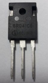 transistor ipw60r041c6 to247 mosfet canal n