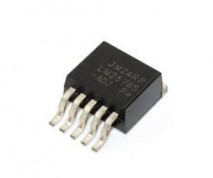 circuito integrado LM2596SX-ADJ DPACK