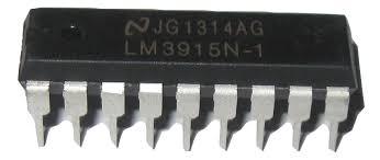 CIRCUITO INTEGRADO LM3915N