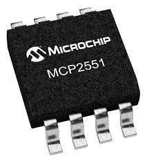 CIRCUITO INTEGRADO MCP2551-E/SN SMD