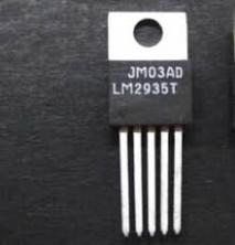 circuito integrado LM2935T