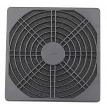 grade com filtro para micro ventilador 120x120mm