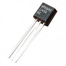 circuito integrado LM35DZ TO92