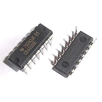 CI CD4016BE DIP